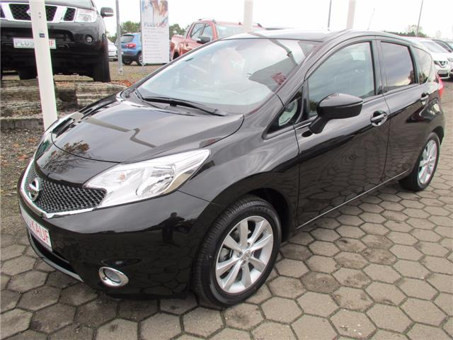 NISSAN NOTE (10/2016) - black - lieu: