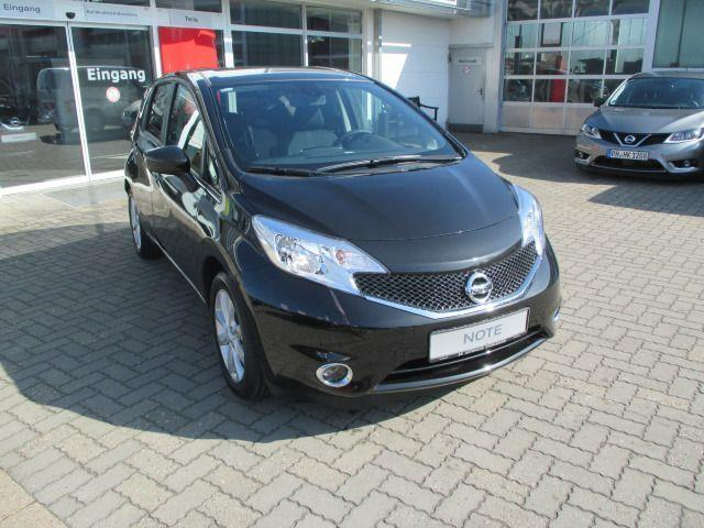 Left hand drive NISSAN NOTE Acenta