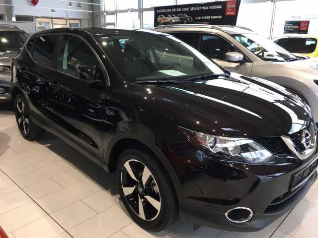 Left hand drive NISSAN QASHQAI 1.2 DIG-T Xtronic N-Connecta