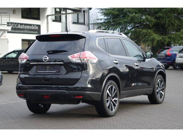 NISSAN X TRAIL (03/2016) - black