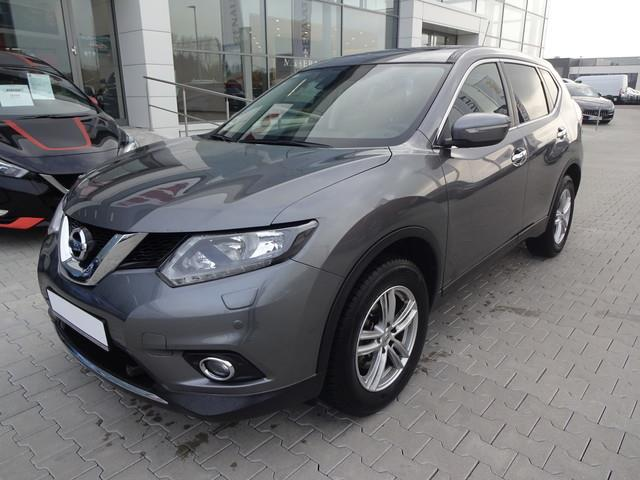 Left hand drive NISSAN X TRAIL 1.6 dCi Xtronic Acenta - 7-SEATS