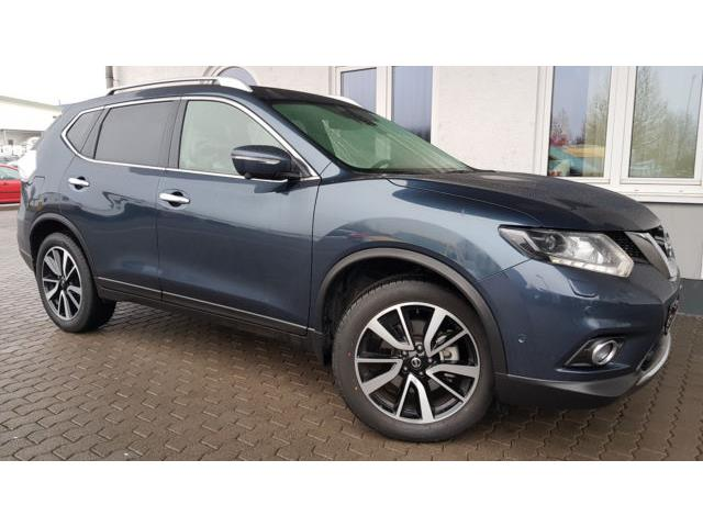 lhd NISSAN X TRAIL (06/2017) - blue