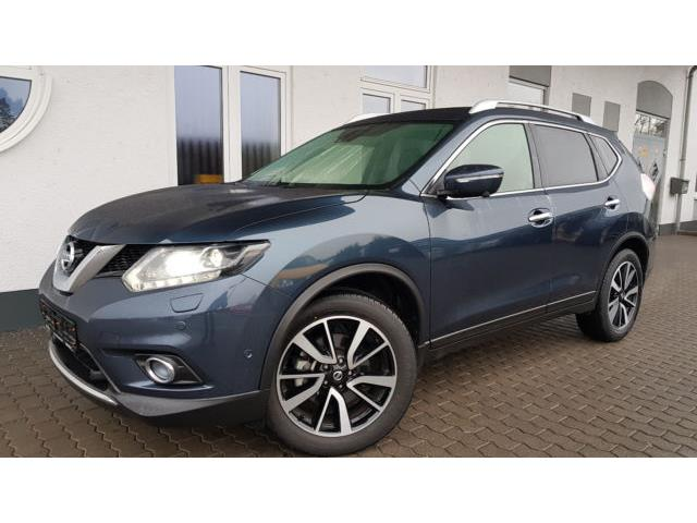 NISSAN X TRAIL (06/2017) - blue