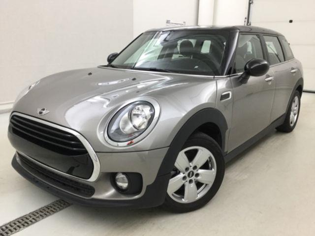 Left hand drive MINI CLUBMAN 2.0 D