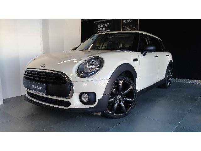 Left hand drive MINI CLUBMAN  1.5 Boost
