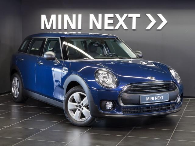 Left hand drive MINI CLUBMAN 1.5 One