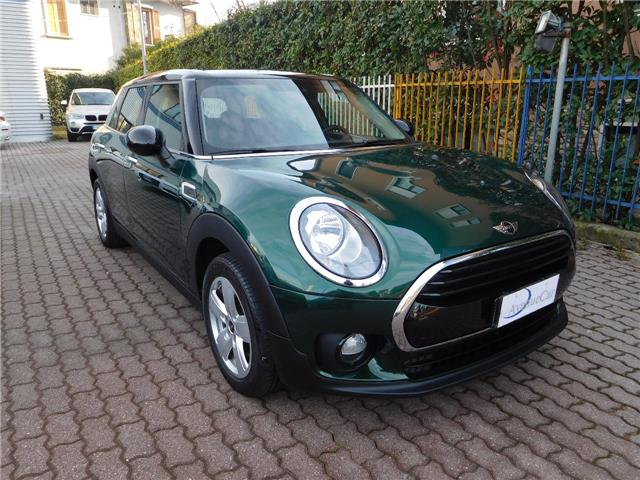 Lhd MINI CLUBMAN (01/2017) - green - lieu: