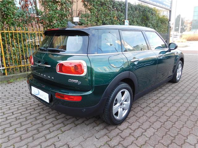 MINI CLUBMAN (01/2017) - green - lieu: