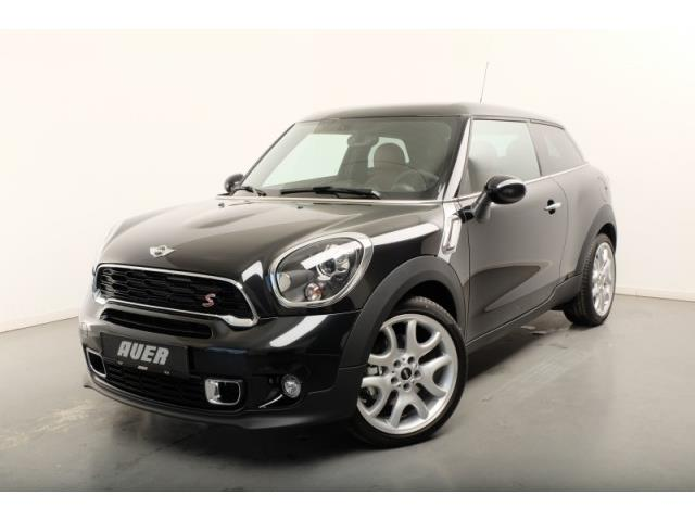 lhd MINI PACEMAN (06/2017) - black - lieu: