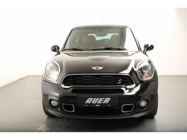 MINI PACEMAN (06/2017) - black - lieu: