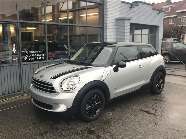 lhd MINI PACEMAN (01/2016) - grey - lieu: