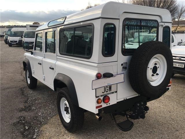 LANDROVER DEFENDER (07/2015) - White
