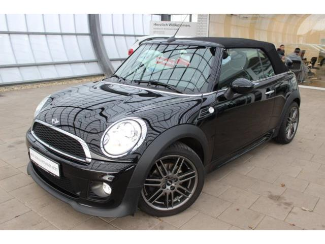 lhd MINI COOPER (03/2016) - black - lieu: