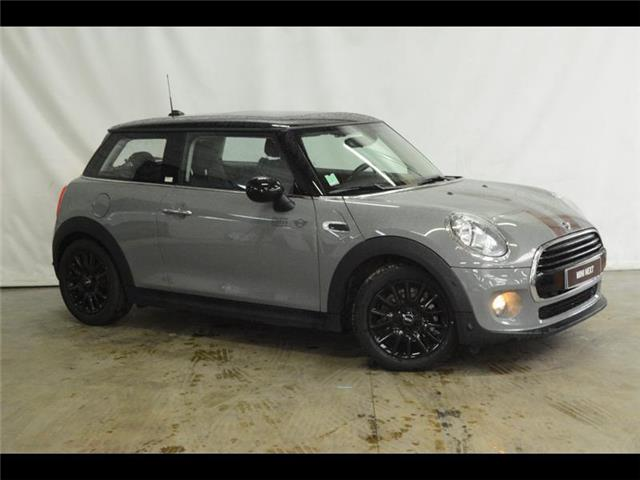 lhd MINI COOPER (10/2017) - grey - lieu: