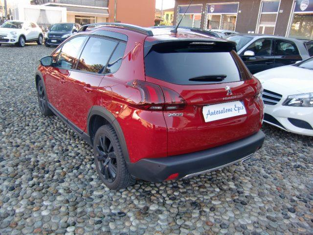 PEUGEOT 2008 (03/2017) - red