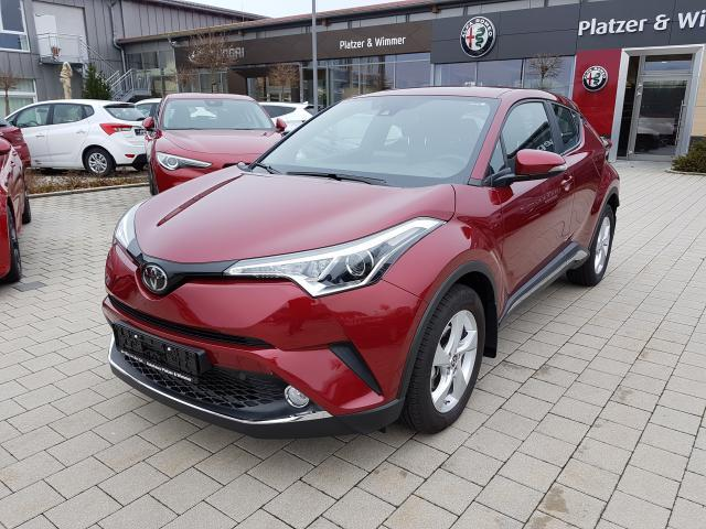 Left hand drive TOYOTA C-HR  1.2 Flow