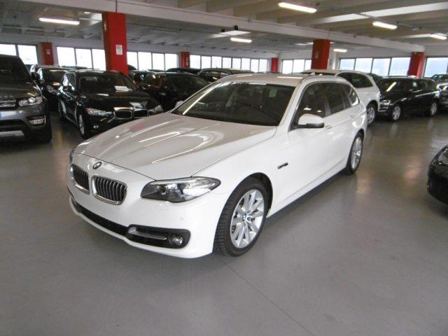 Left hand drive BMW 5 SERIES  520 d Touring Business