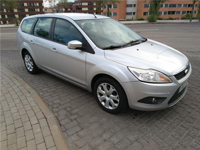 Left hand drive FORD FOCUS S.Br.2.0TDCi Trend Powershift Spanish Reg