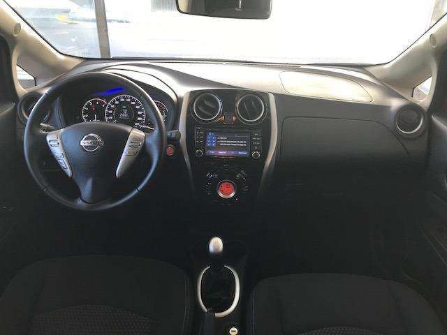 NISSAN NOTE (05/2016) - Red - lieu: