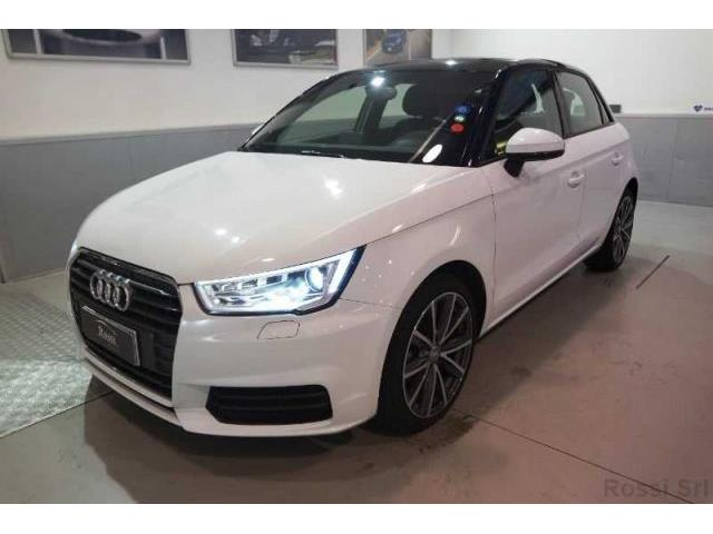 Left hand drive AUDI A1  1.4 TDI ultra S tronic Metal plus