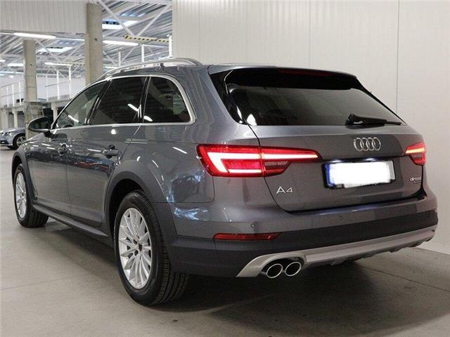 Left hand drive AUDI A4 ALLROAD 2.0 TDI 190 CV Business