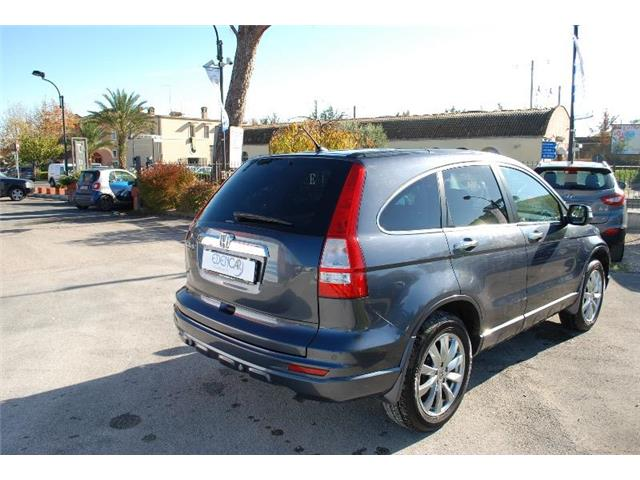 HONDA CR V (01/2011) - grey - lieu:
