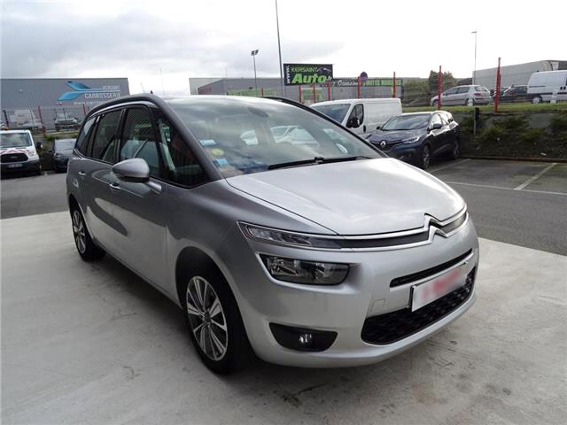 Left hand drive CITROEN C4 GRAND PICASSO Picasso BUSINESS e-HDi 115 ETG6