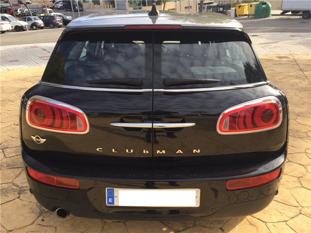 Lhd MINI CLUBMAN (12/2015) - Black - lieu: