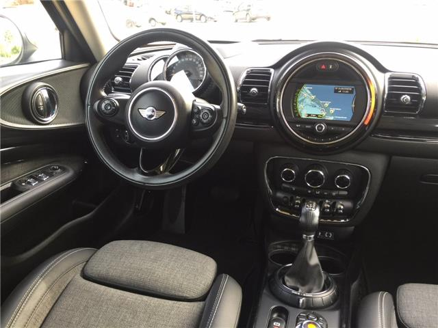 MINI CLUBMAN (12/2015) - Black - lieu: