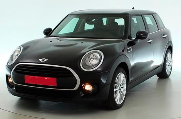 lhd MINI CLUBMAN (04/2016) - Black