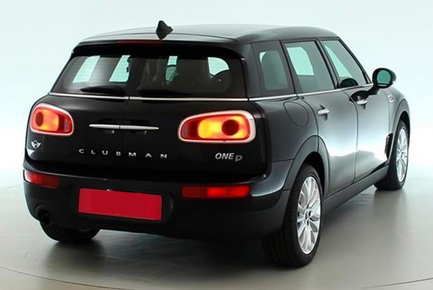 MINI CLUBMAN (04/2016) - Black