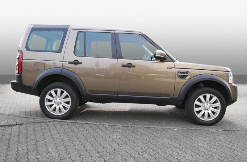 LANDROVER DISCOVERY (08/2014) - brown