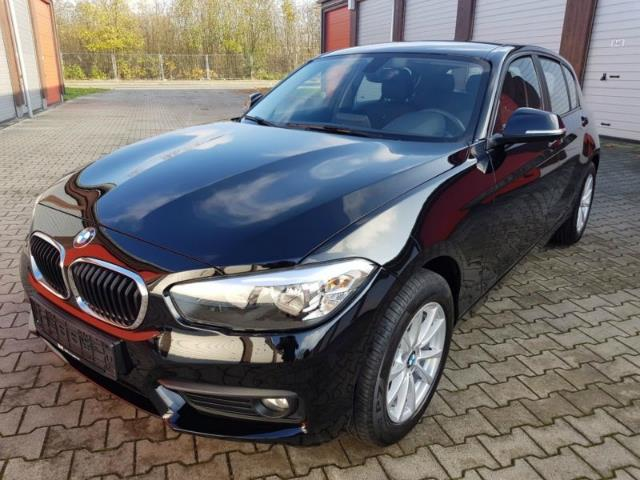 Left hand drive BMW 1 SERIES Serie 118