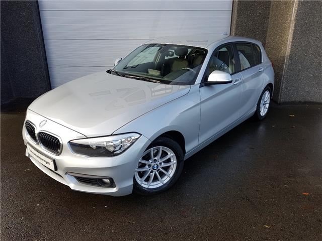 Left hand drive BMW 1 SERIES 116 d NAVI