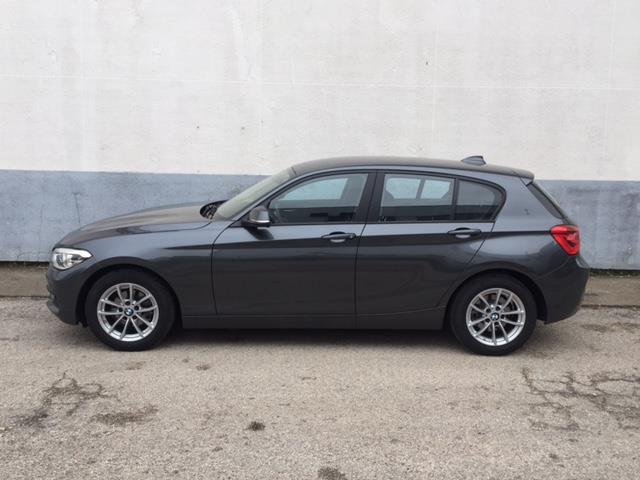 BMW 1 SERIES (02/2017) - grey - lieu: