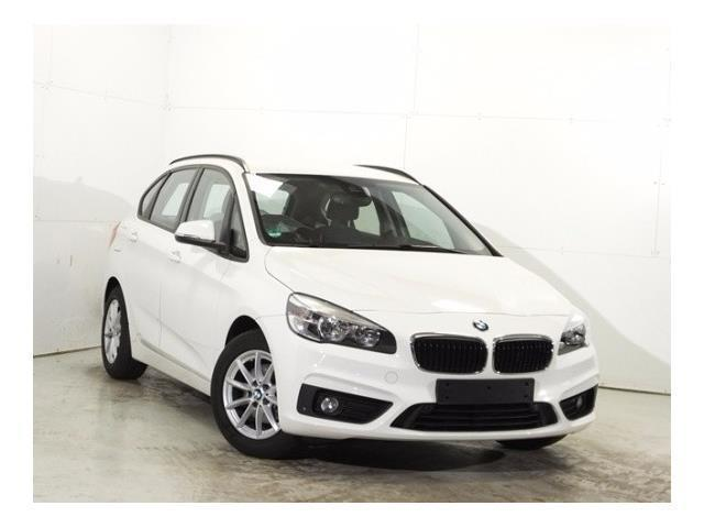Lhd BMW 2 SERIES (09/2016) - white - lieu: