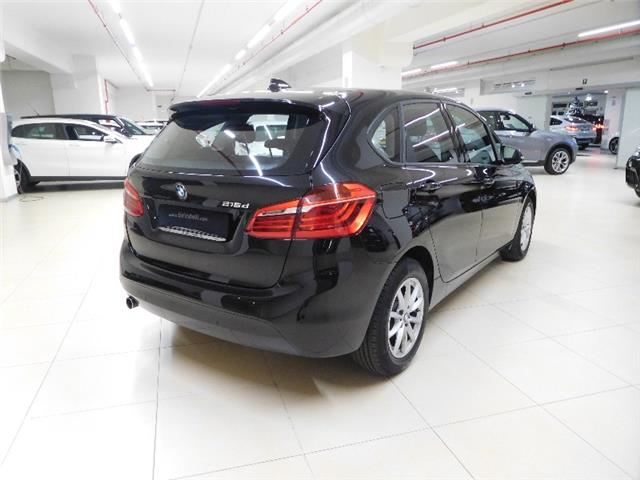 Lhd BMW 2 SERIES (04/2017) - black - lieu: