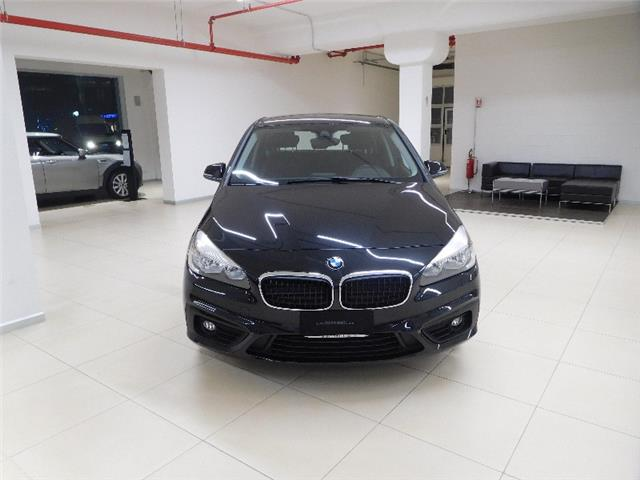 BMW 2 SERIES (04/2017) - black - lieu: