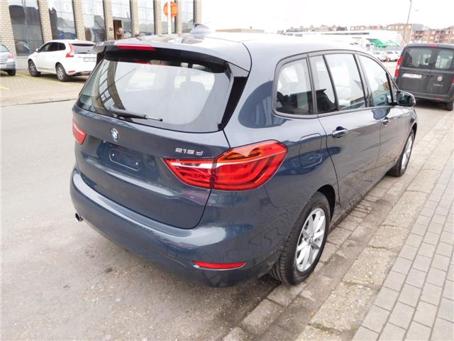 Left hand drive BMW 2 SERIES  216 d GRAN TOURER Advantage