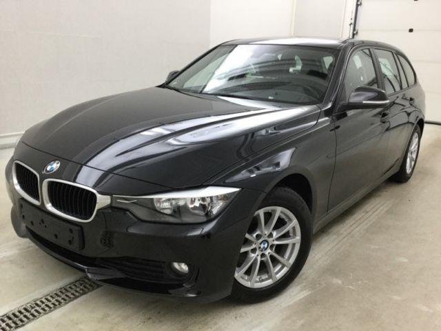 Left hand drive BMW 3 SERIES 320 d Touring