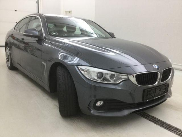 Left hand drive BMW 4 SERIES  420 Gran Coup�