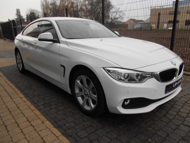 BMW 4 SERIES (02/2017) - white - lieu: