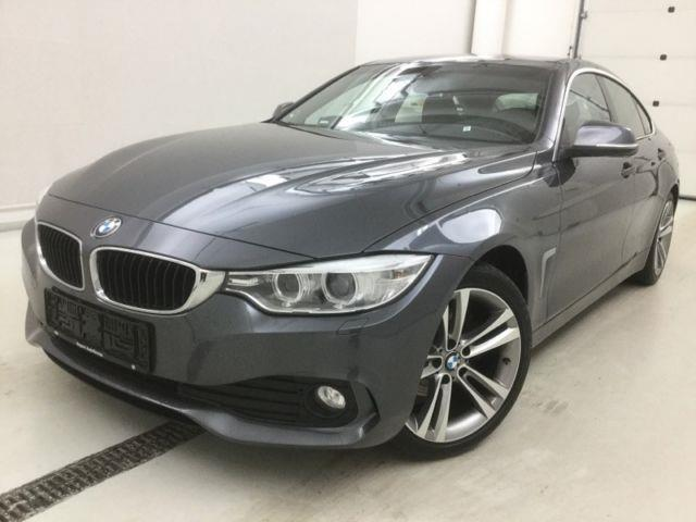 Left hand drive BMW 4 SERIES Gran Coupe 420d