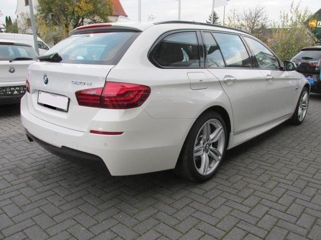 BMW 5 SERIES (02/2017) - white - lieu: