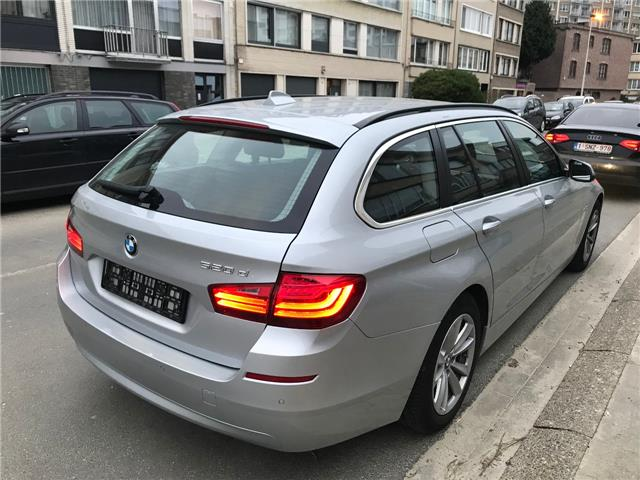 Left hand drive BMW 5 SERIES 520 5 TOURING