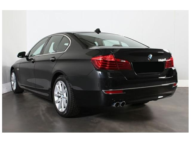 Left hand drive BMW 5 SERIES 520 Luxury NAVI