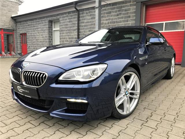 Lhd BMW 6 SERIES (09/2016) - blue - lieu:
