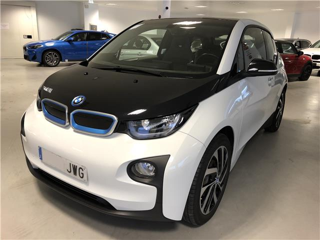 lhd BMW I3 (01/2017) - white