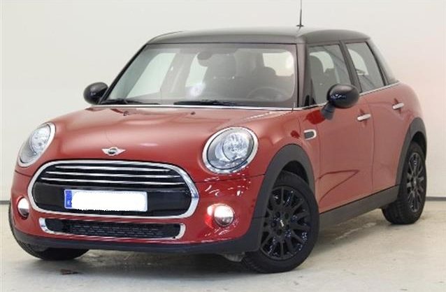 MINI COOPER (06/2016) - Red - lieu: