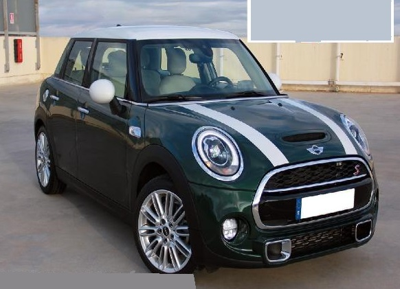 Left hand drive MINI COOPER SD 5 PUERTAS 125 kW Spanish Reg